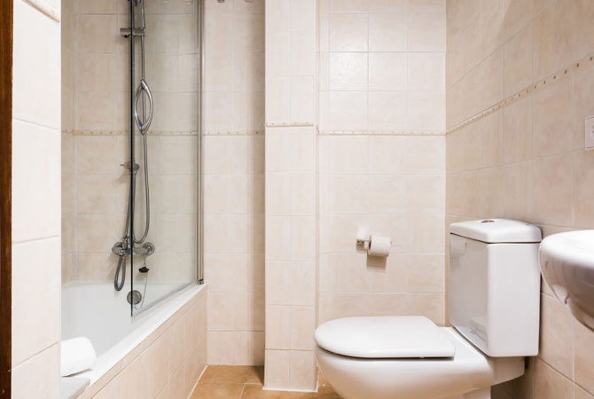 Borne-Suites-Apartamento-Ático-Terraza-Palma-de-Mallorca-Bano-1