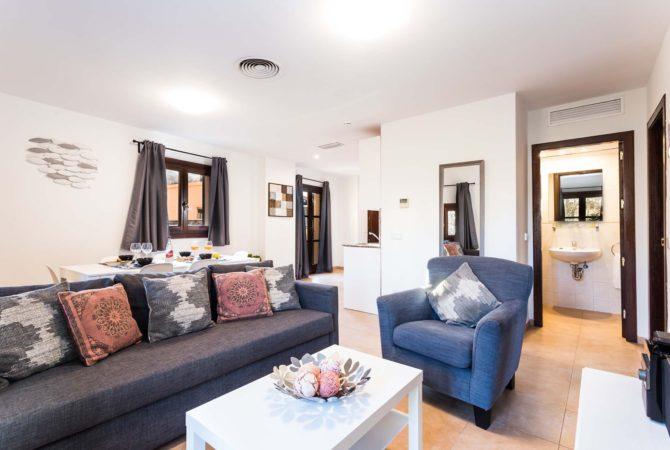 Borne-Suites-Apartamento-Ático-Terraza-Palma-de-Mallorca-Zona-de-Estar-2