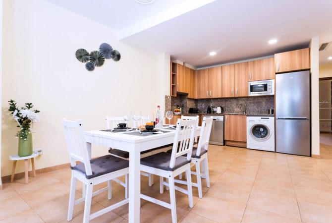 Borne-Suites-Apartamento-Deluxe-Palma-de-Mallorca-Cocina-1