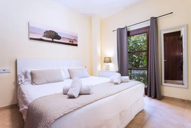 Borne-Suites-Apartamento-Deluxe-Palma-de-Mallorca-Habitación-1