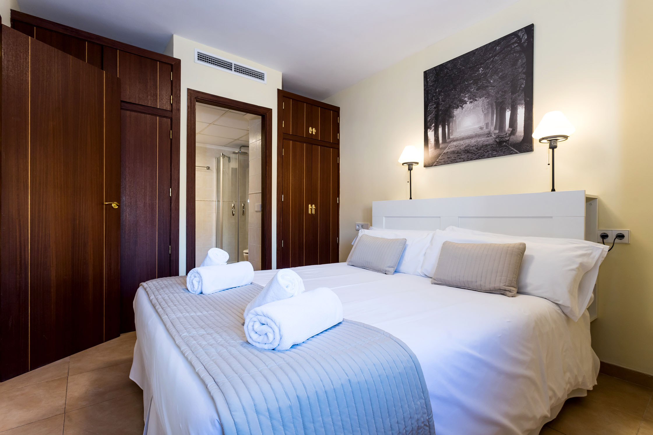 Borne-Suites-Apartamento-Palma-de-Mallorca-Habitación-1