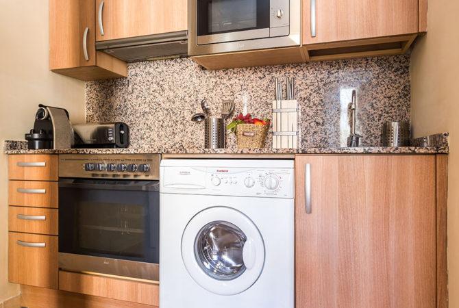 Borne-Suites-Apartamento-Superior-2-Pax-Palma-de-Mallorca-Cocina