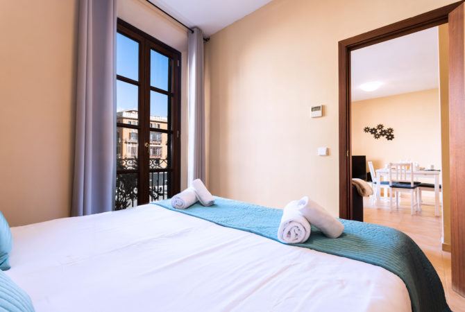 Borne-Suites-Apartamento-Superior-2-Pax-Palma-de-Mallorca-Habitación-1-1