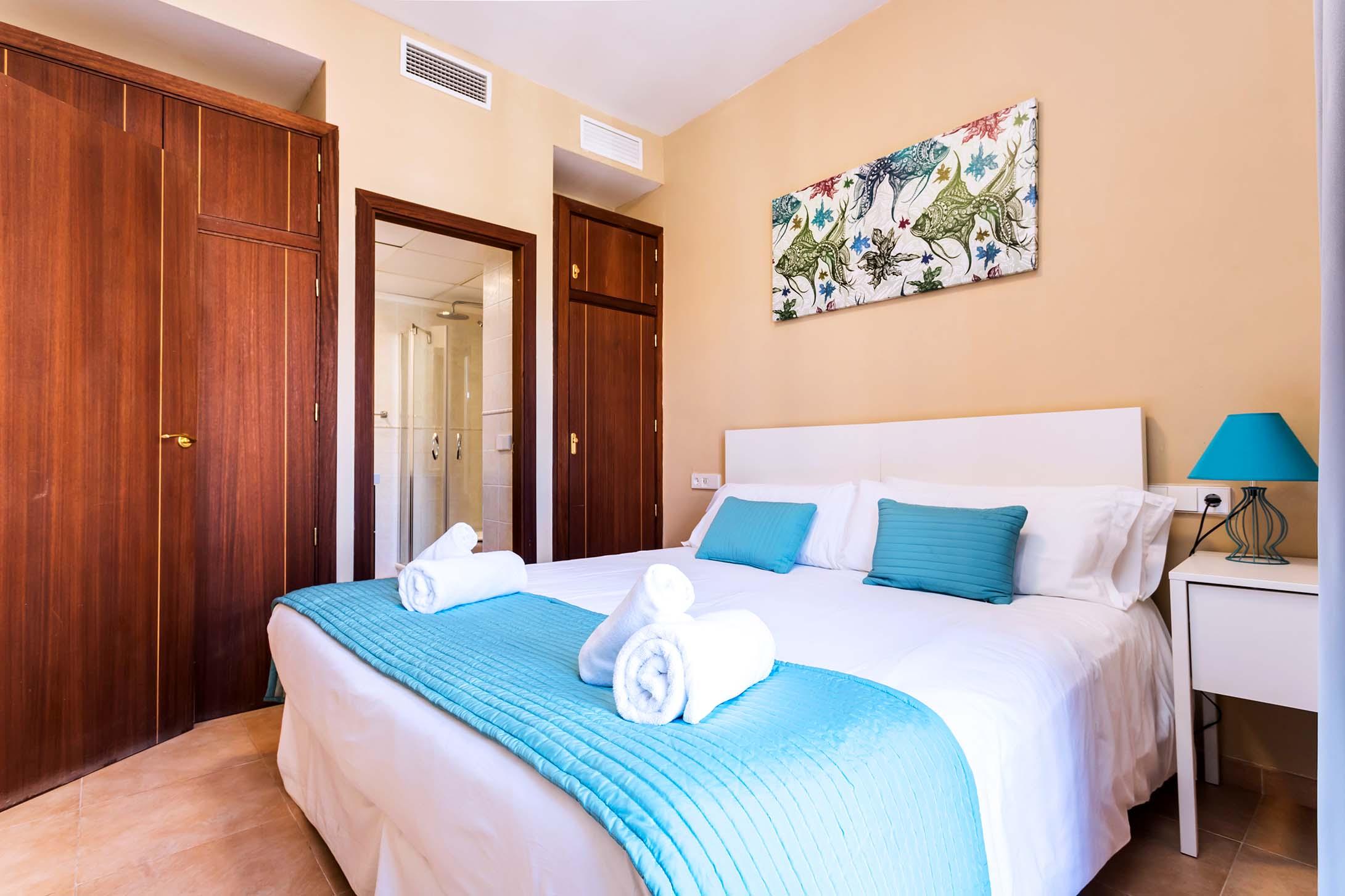 Borne-Suites-Apartamento-Superior-2-Pax-Palma-de-Mallorca-Habitación-1