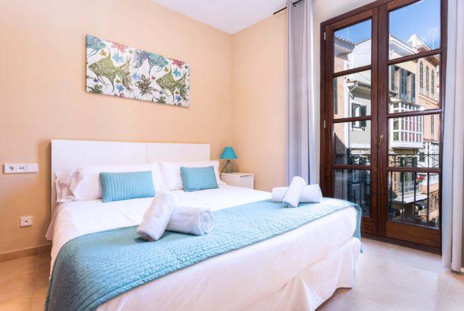 Borne-Suites-Apartamento-Superior-2-Pax-Palma-de-Mallorca-Habitación