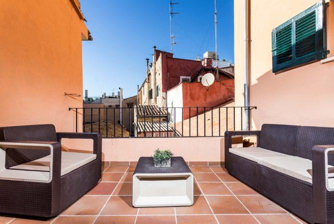 Borne-Suites-Apartamento-con-Terraza-Palma-de-Mallorca-Terraza