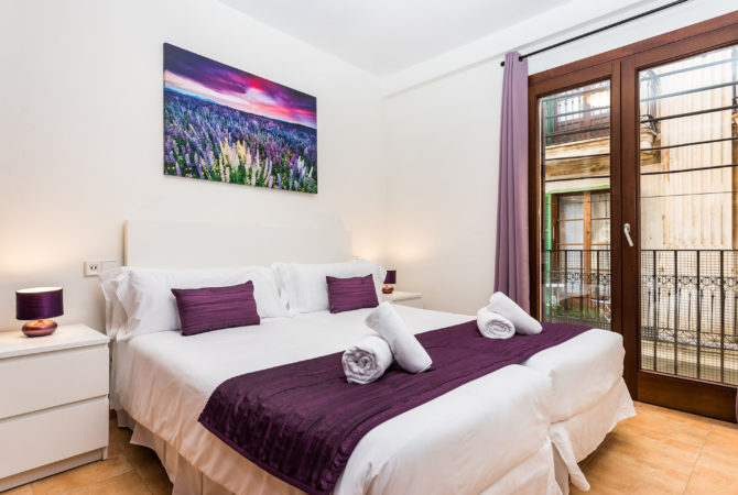 Mallorca-Suites-Apartamento-Deluxe-Palma-de-Mallorca-Habitación-2