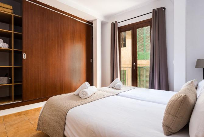 Mallorca-Suites-Apartamento-Superior-Alquiler-Palma-de-Mallorca-Habitación