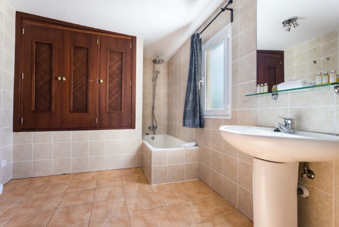 Mallorca-Suites-Apartamento-Superior-Terraza-Alquiler-Palma-de-Mallorca-Baño