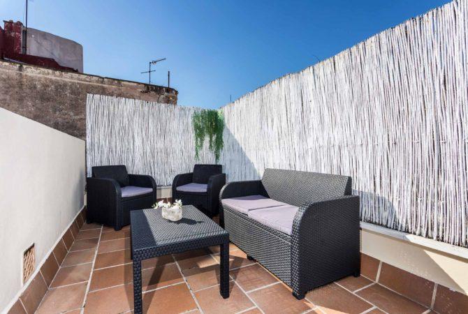 Mallorca-Suites-Apartamento-Superior-Terraza-Alquiler-Palma-de-Mallorca-Terraza