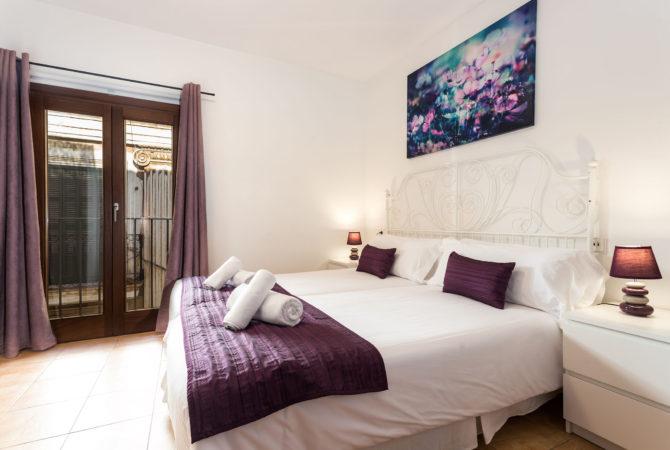 Mallorca-Suites-Apartamento-Terraza-Palma-de-Mallorca-Habitación-1