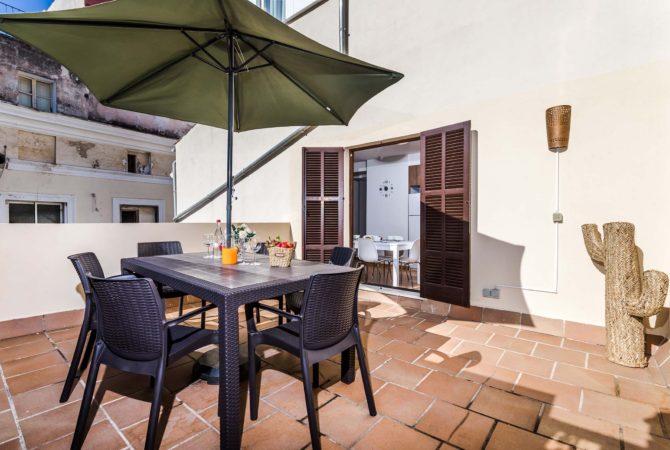 Mallorca-Suites-Apartamento-Terraza-Palma-de-Mallorca-Terraza